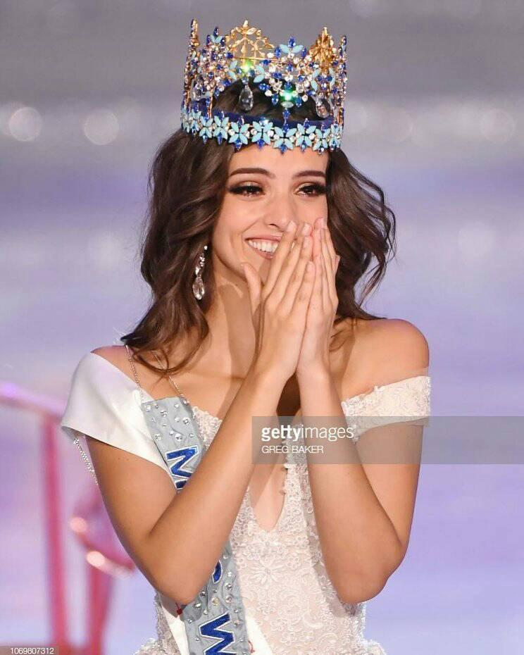 Official Thread of Miss World 2018 ® Vanessa Ponce De León - MEXICO 47689110