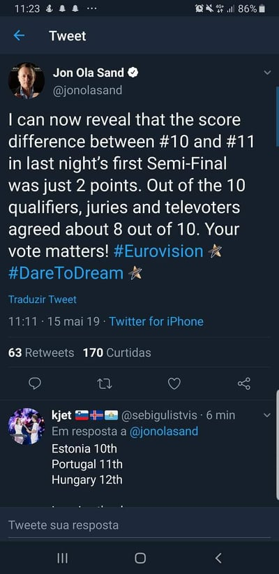 Eurovision Song Contest 2019 - NETHERLANDS WINS !!! - Page 5 60342510