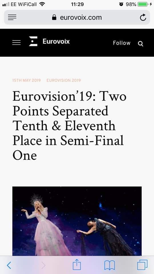 Eurovision Song Contest 2019 - NETHERLANDS WINS !!! - Page 5 60464610