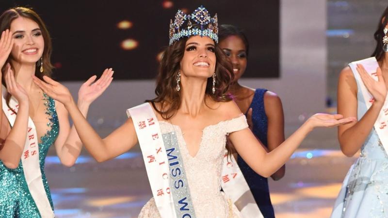 Round 36th : Miss World 2019 98fa5411