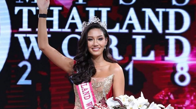 Round 15th : Miss Thailand World 2019 Thai10