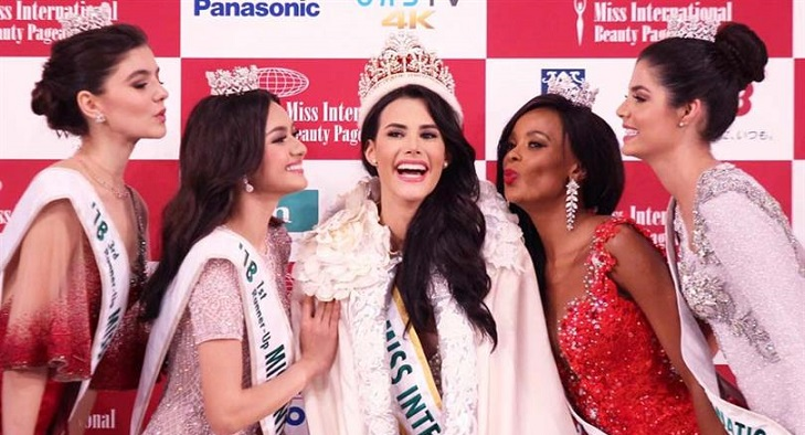 Round 31st : Miss International 2019 Wb8kw010