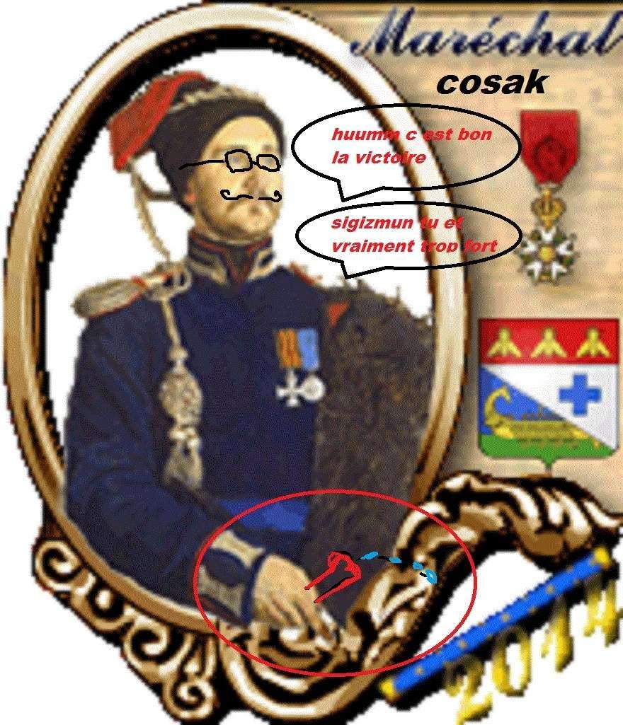*Golden Musket (GM)* - NTW3 LoC,DM & Scenarios Tournaments ! Cosak111