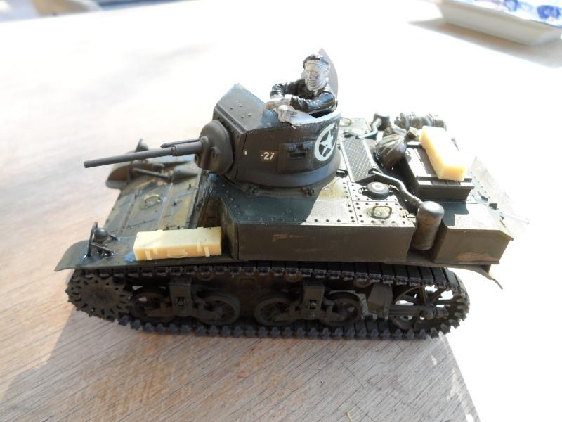 Stuart MK III (M3A1) Normandie 1944 Tamiya 1/35 Sam_2410