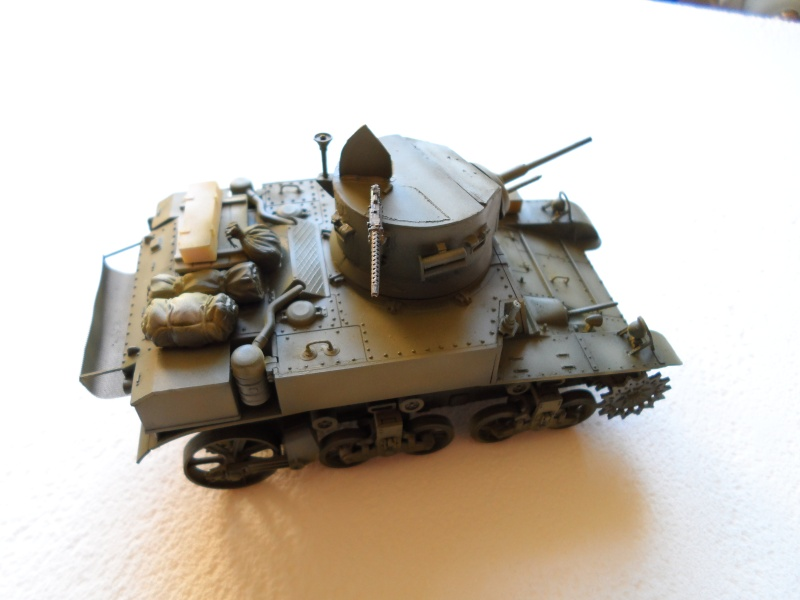 Stuart MK III (M3A1) Normandie 1944 Tamiya 1/35 Sam_2419