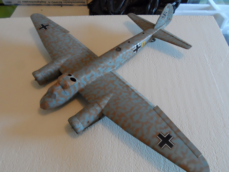 Ju 88 A4 - Gerbini Sicile 1942 - Revell 1/32 Sam_2511