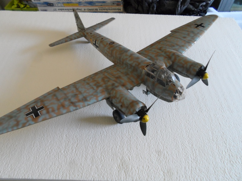 Ju 88 A4 - Gerbini Sicile 1942 - Revell 1/32 Sam_2512