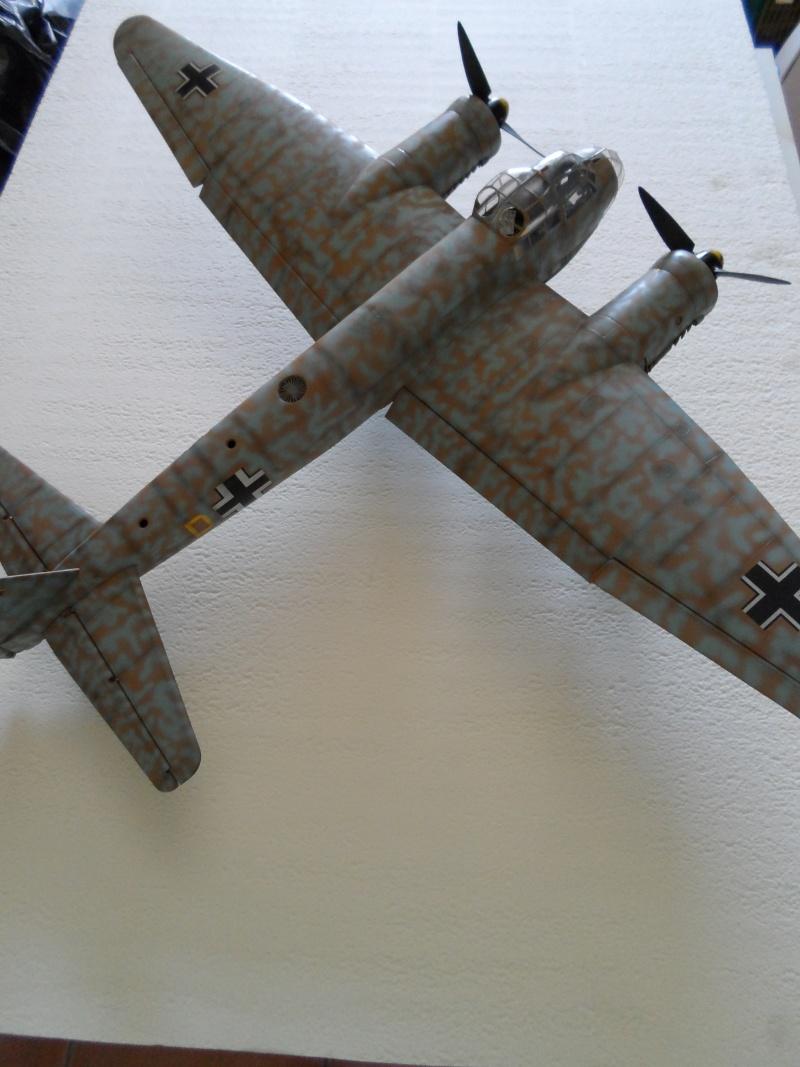 Ju 88 A4 - Gerbini Sicile 1942 - Revell 1/32 Sam_2513