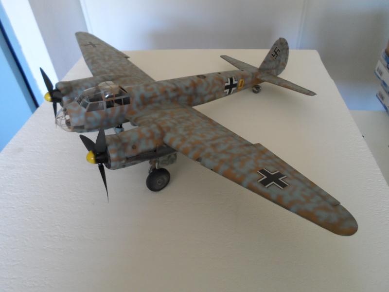 Ju 88 A4 - Gerbini Sicile 1942 - Revell 1/32 Sam_2515