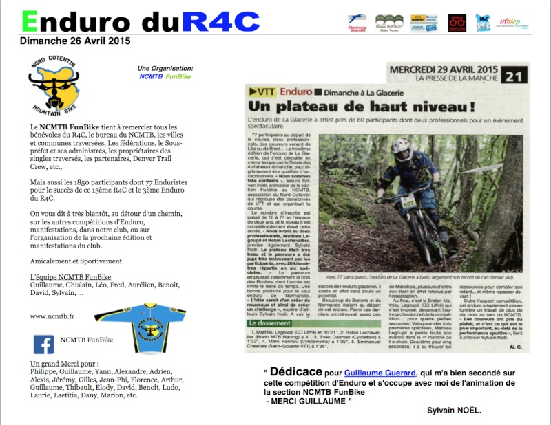 Les Sorties du XC team - Page 3 Enduro10