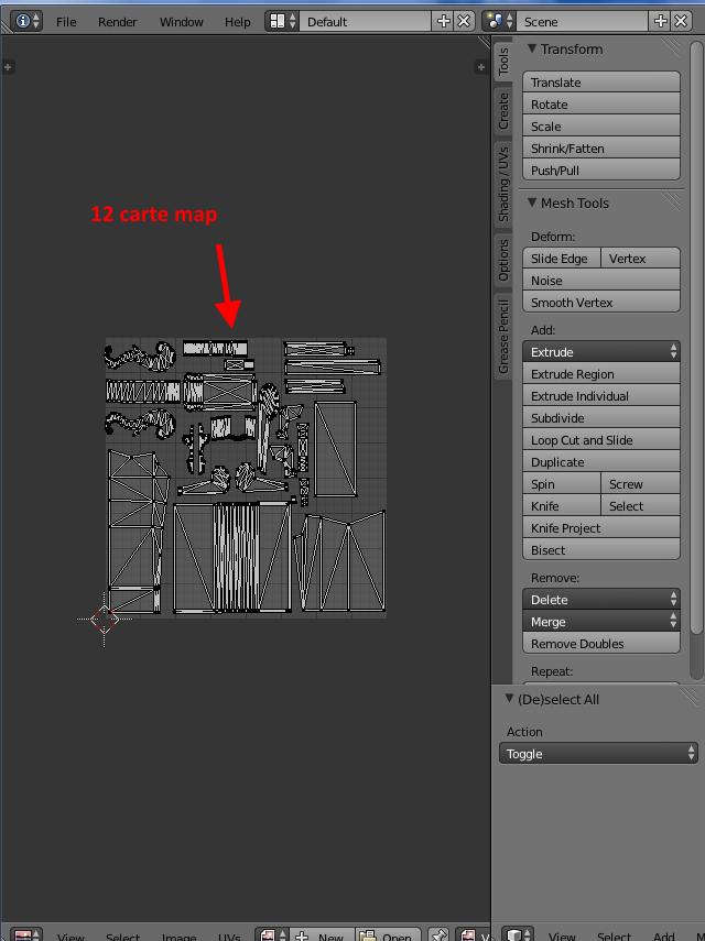 [Apprenti] Récupérer l'UV Map d'un objet pour faciliter sa recoloration   avec Sims 4 Studio   1010
