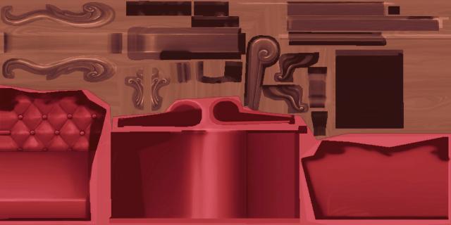 [Apprenti] Récupérer l'UV Map d'un objet pour faciliter sa recoloration   avec Sims 4 Studio   1510
