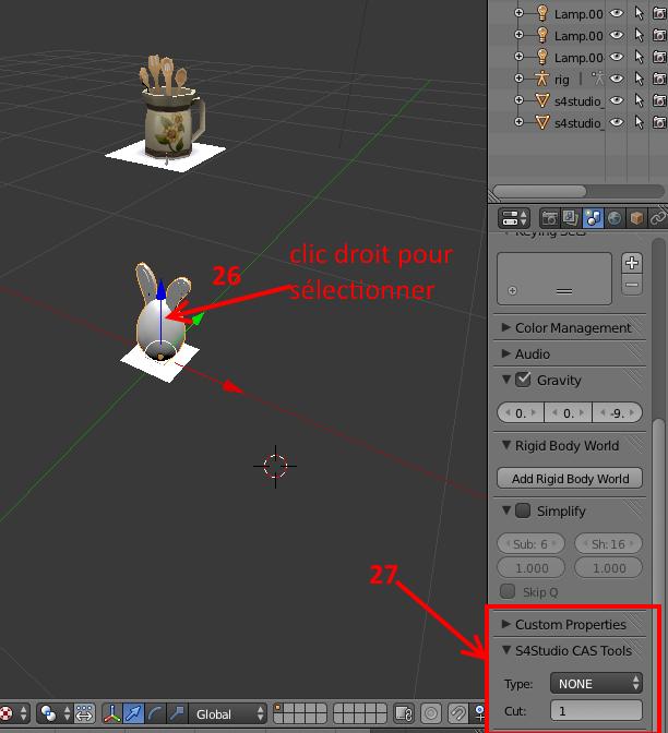 [Intermédiaire] Configurer un nouveau mesh objet avec Sims 4 Studio 1911