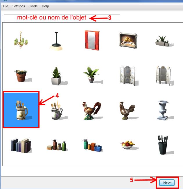 [Intermédiaire] Configurer un nouveau mesh objet avec Sims 4 Studio 212