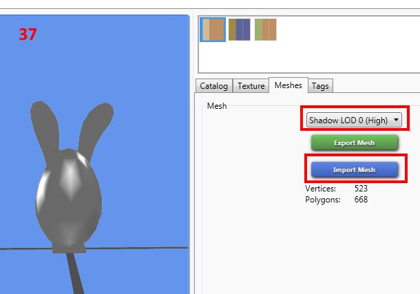[Intermédiaire] Configurer un nouveau mesh objet avec Sims 4 Studio 2910