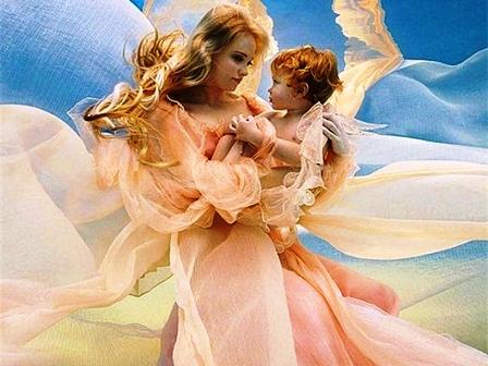 Международный День Матери! - Страница 2 F0bd1e10