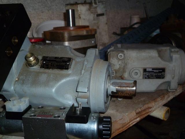 probleme moteur hydraulique P1040510