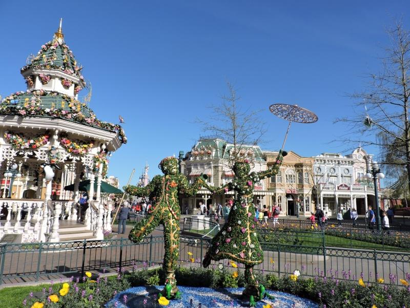Festival du Printemps du 1er mars au 31 mai 2015 - Disneyland Park  - Page 13 65910