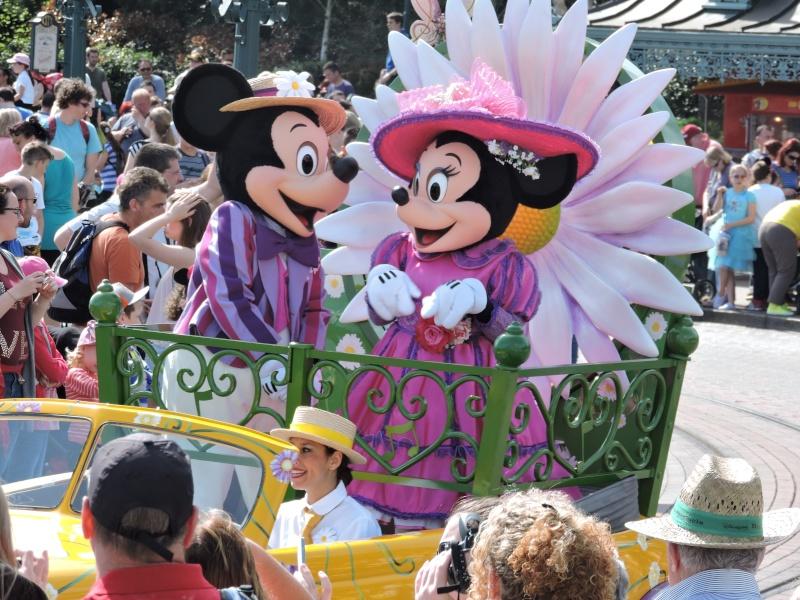 Festival du Printemps du 1er mars au 31 mai 2015 - Disneyland Park  - Page 13 68010