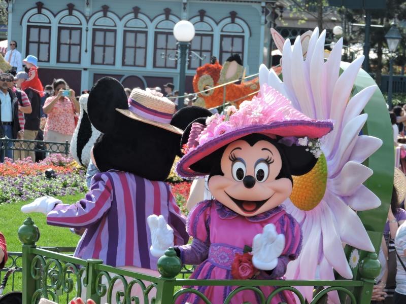 Festival du Printemps du 1er mars au 31 mai 2015 - Disneyland Park  - Page 13 68110