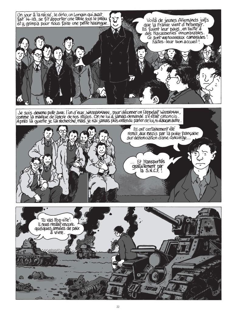 [BD] Jacques Tardi  Juifs10