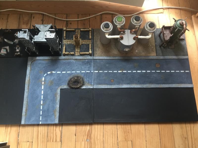 [Décors-40K] Projet Table 40K  Image12