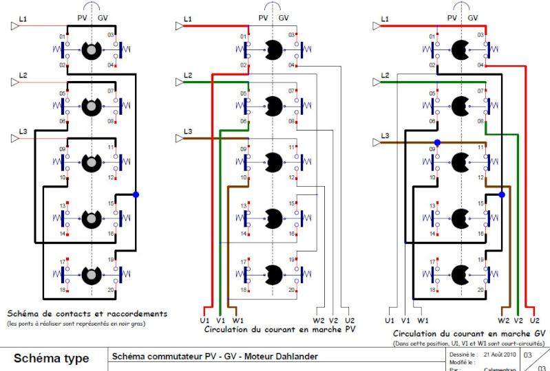 branchement électrique toupie scie chambon 158 TS - Page 2 Page310