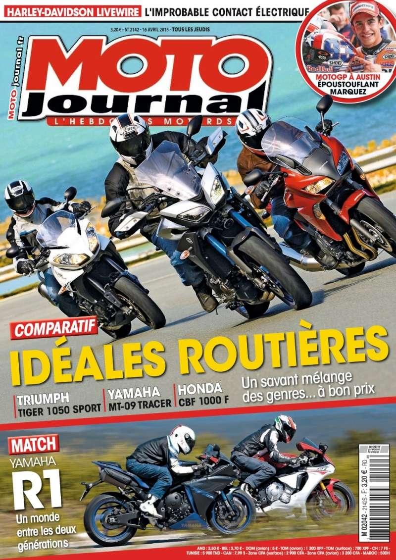 Comparatif Moto Journal Motojo10