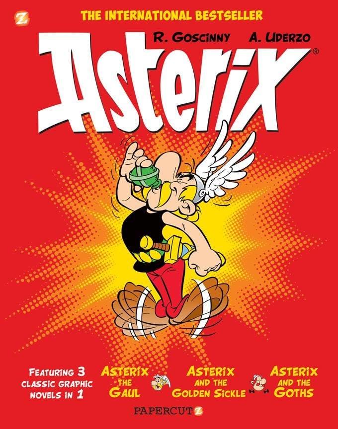 """Asterix traduit en anglais """"américain"""" pour 2021 06aste10"""
