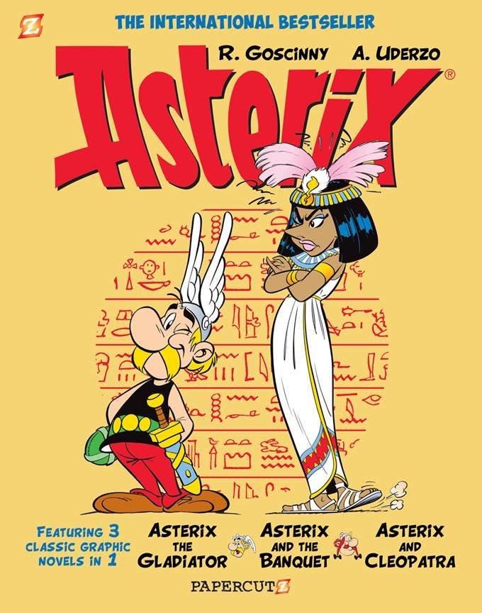 """Asterix traduit en anglais """"américain"""" pour 2021 06aste11"""