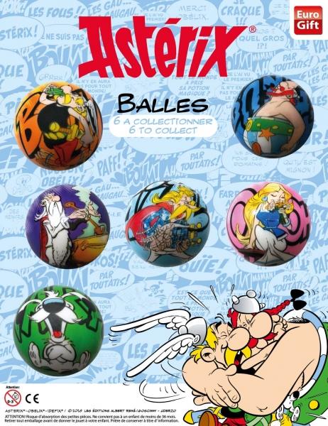 Jouets dans les capsules pour les machines à boules avec Asterix 1293-110