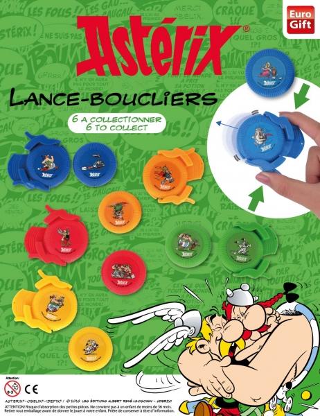 Jouets dans les capsules pour les machines à boules avec Asterix 1295-110