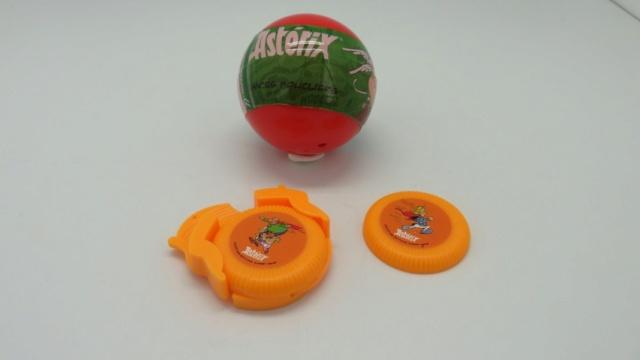 Jouets dans les capsules pour les machines à boules avec Asterix 1295-210