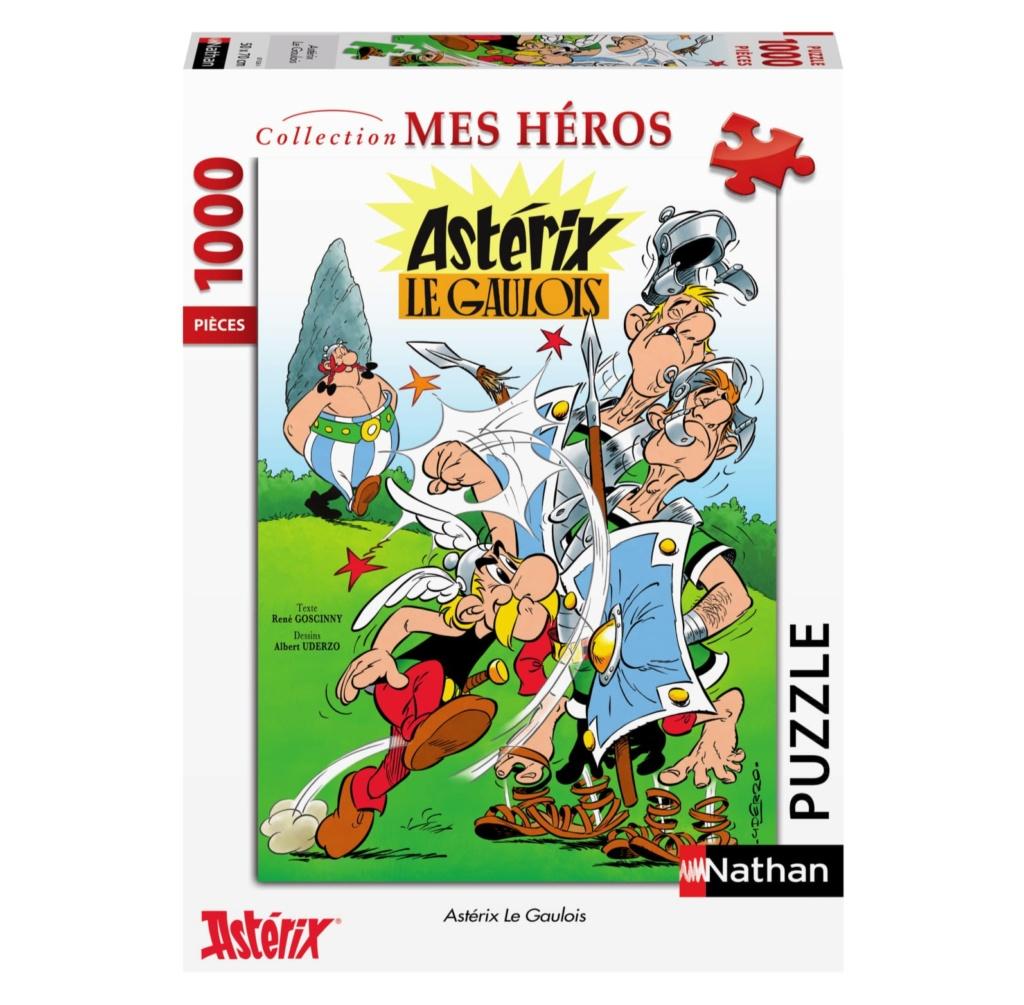 Puzzle Asterix le gaulois - nathan - 1000 pièces  20190912