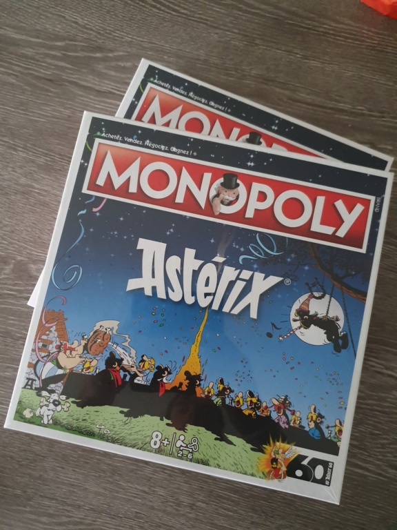 Les nouvelles acquisitions d'Astérix 1988 - Page 18 20191142