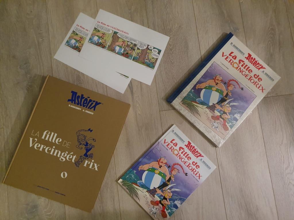 Les nouvelles acquisitions d'Astérix 1988 - Page 19 20191148