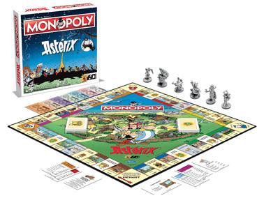 Monopoly Asterix chez Lidl  33252510