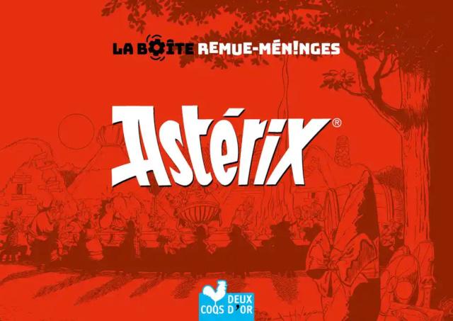 La boite remue-méninges - Astérix NED 97820112