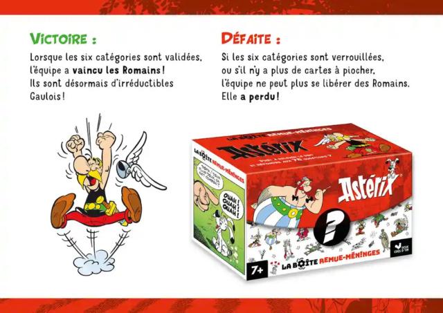 La boite remue-méninges - Astérix NED 97820114