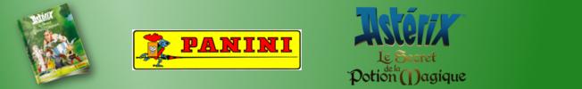 Bourse d'échange Panini: Astérix et le secret de la potion magique Asteri10