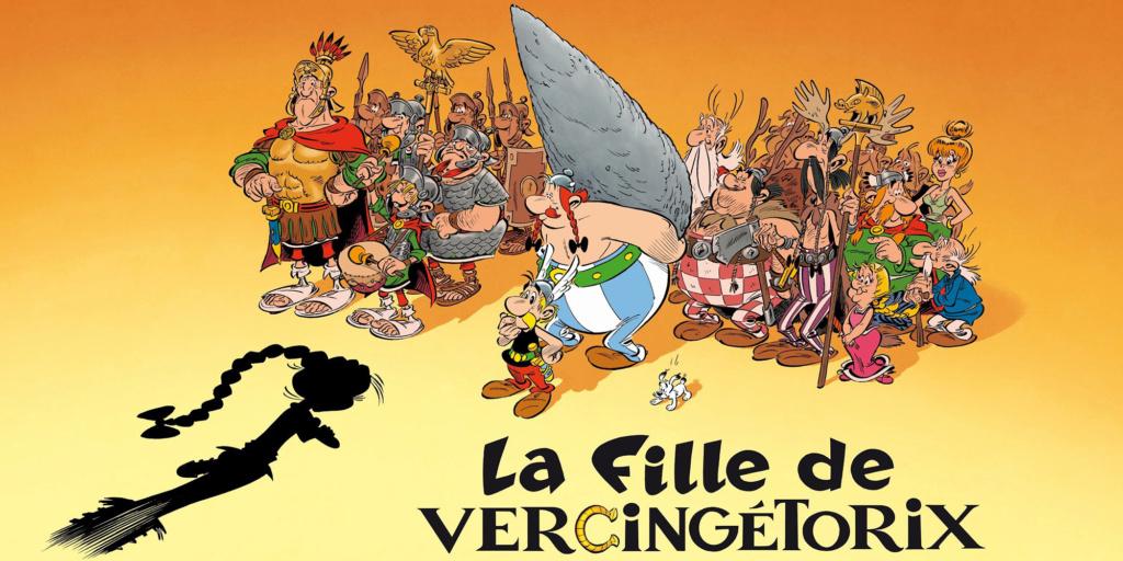 38 ème album Astérix: La fille de Vercingétorix  Asteri20