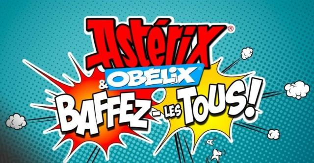 Nouveau jeu vidéo à l'automne avec Astérix & Obélix: Baffez les tous ! Asteri33