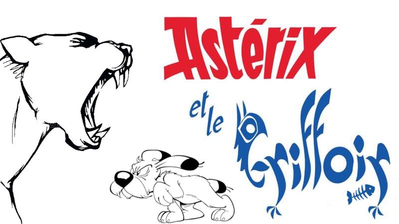 ERRATUM Changement de titre pour le nouvel album d'Astérix ! Asteri34
