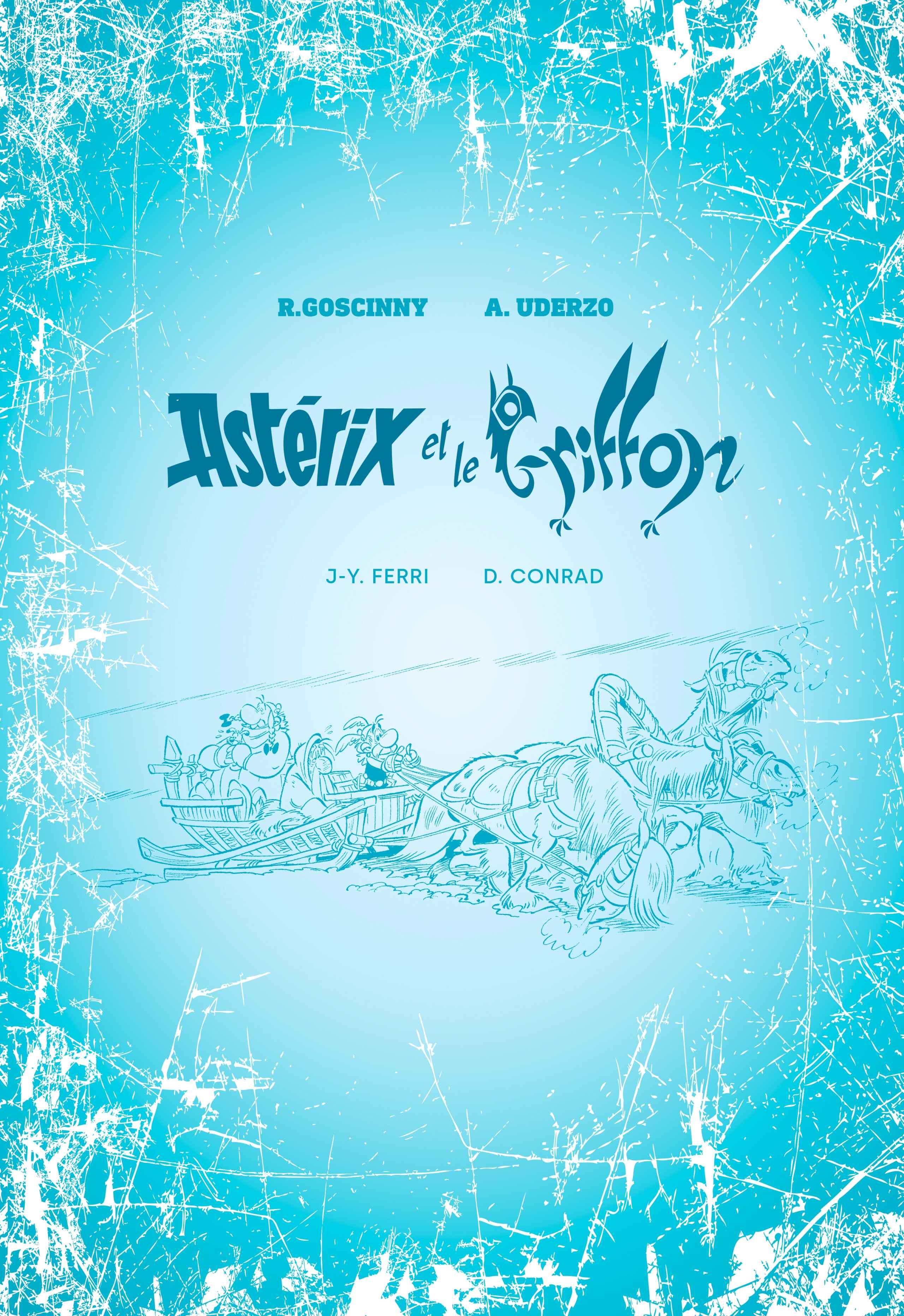 """Version luxe et Artbook de l'album """"Astérix et le Griffon"""" octobre 2021 Astzor11"""