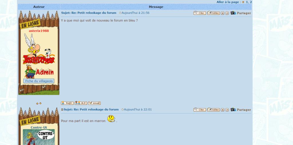 Petit relookage du forum - Page 2 Captur10
