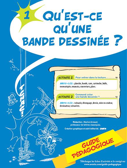 Guide pedagogique avec Asterix  Guide110