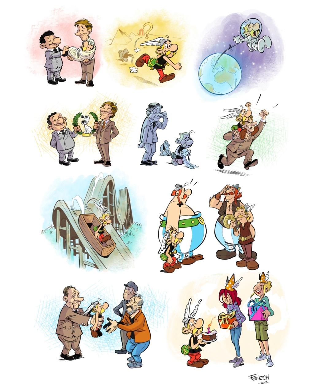 Hommage 60 ans d'Astérix  et Obélix  Img_2014