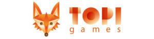 """""""Les 12 parchemins perdus"""" nouveau jeu de société  """"Topi Games"""" Logo-t10"""