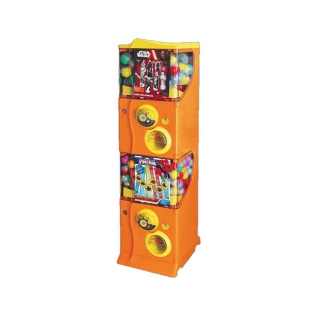 Jouets dans les capsules pour les machines à boules avec Asterix Machin10