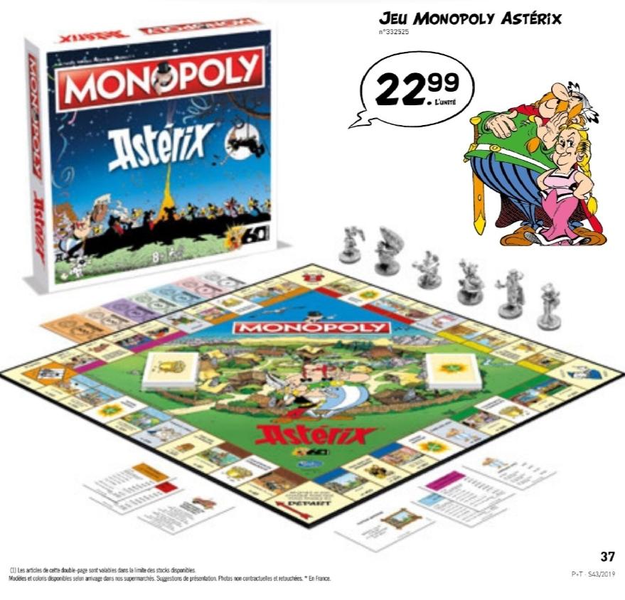 Monopoly Asterix chez Lidl  Screen17